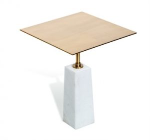 Beck square side table