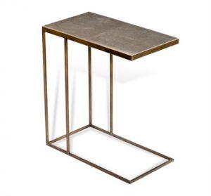 Brass C Table