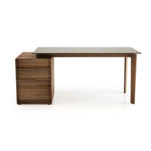 Swan sliding top desk
