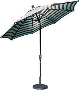 11' Deluxe Auto Tilt Umbrella