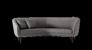 Profile angled sofa