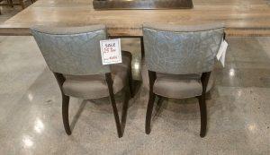 Nik Chairs by Sarah Richardson Design