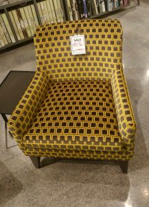 11880 chair from Vogel by Chervin