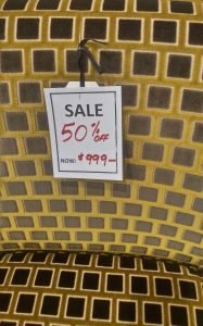 11880 Chairs Sale Price!
